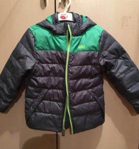 Куртка от тёплой осени до тёплой зимы