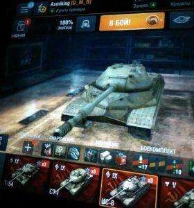 World of tanks+ Blitz