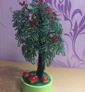 "Дерево ""Рябина"""