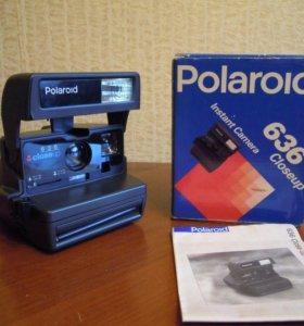 Фотоаппарат Polaroid 636, Великобритания