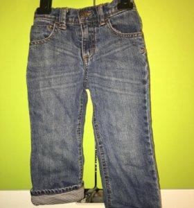 Тёплые джинсы для мальчика Old navy