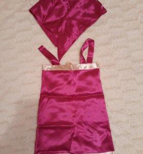 Новогодний костюм Маша