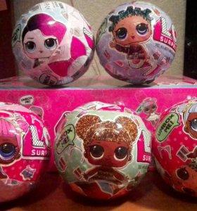 Кукла LOL сюрприз в шаре