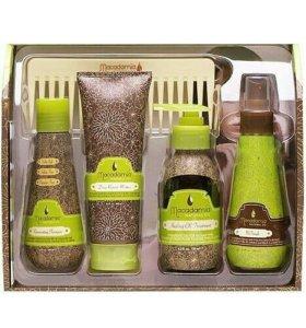 Косметический набор для волос Macadamia Natural Oi