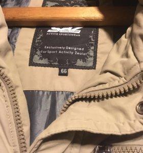 Куртка зимняя мужская, размер-гигант