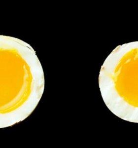 Яйца деревенские.