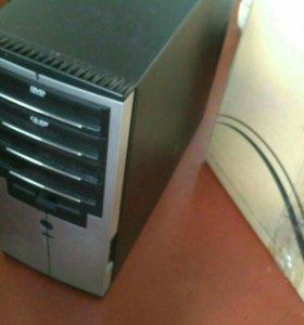 Компьютер ПК блок