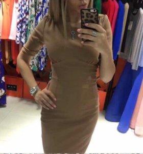 Платье деловое D&G