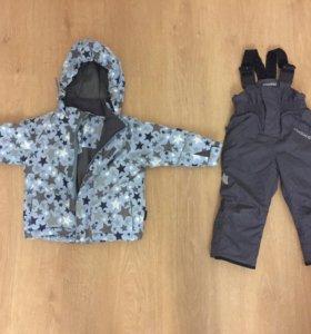 Костюм зимний (куртка и комбинезон)