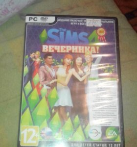 "Диск""sims"""