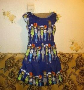 Платье женское 44 размера