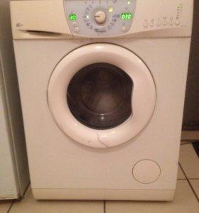 Стиральная машина Whirlpool на 6 кг