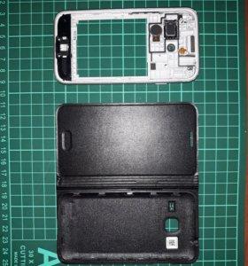 Чехол книжка Samsung J1 Mini (оригинальный)