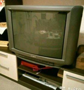 Телевизор сони большой