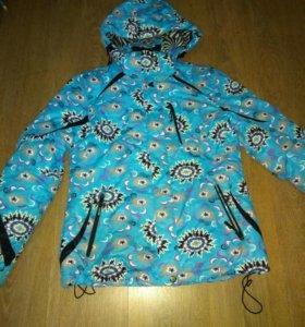 Горнолыжная куртка (зима)