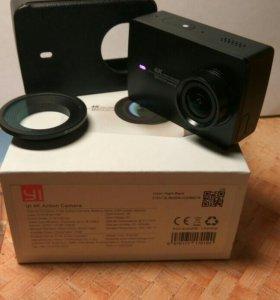 Экшен камера YI 4K