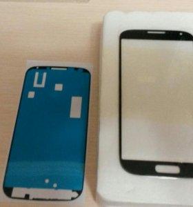 Стекло на Samsung Galaxy S4