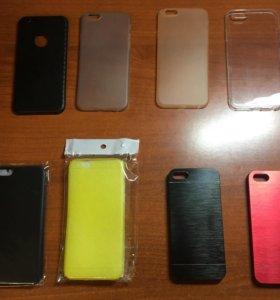 Новые чехлы на iPhone 5/5s   6/6s