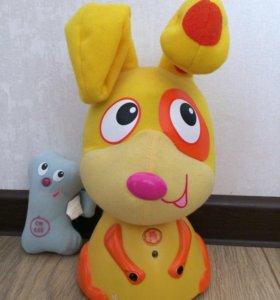 Интерактивная игрушка кролик Банни