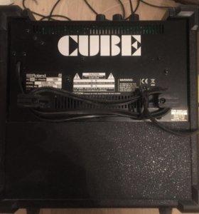 Гитарный усилитель для элек гитар Roland Cube-15 X