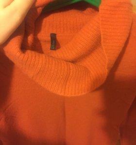 Платье новое шерстяное