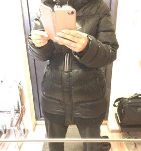 Новая куртка на пуху Adidas