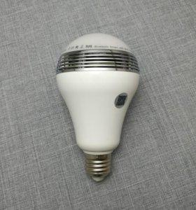 Музыкальная bluetooth-лампочка Smart-LED Bulb