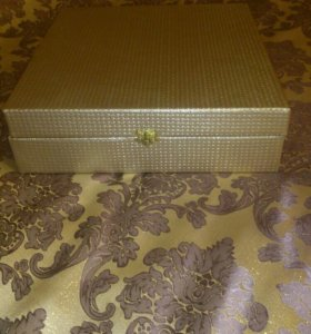 Коробка для рубашки подарочная