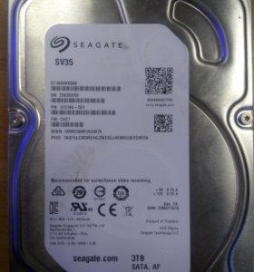 HDD Seagate 3TB б\у
