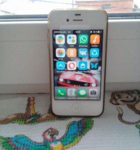 Обмен. Продажа.iPhone 4s16gb