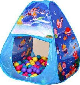 НОВЫЙ Домик Палатка