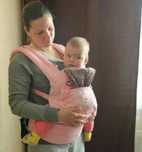 Новые Ergo Baby Carrier