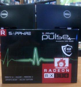 Новая RX 550 4GB GDDR5 в TRADE-IN