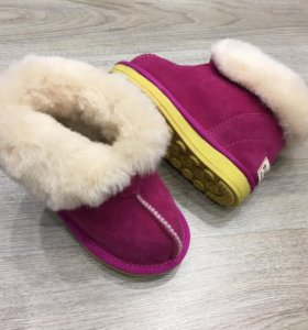 Угги детские новые, зимние ботинки, зимняя обувь