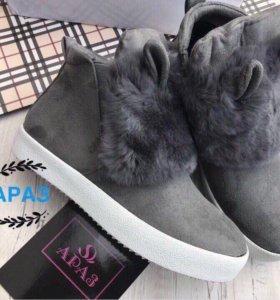 Ботинки зимние 🐨 НОВЫЕ