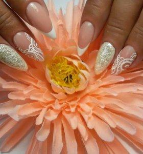 Красивые пальчики