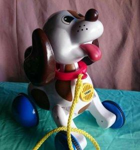 Собачка интерактивная Tomy
