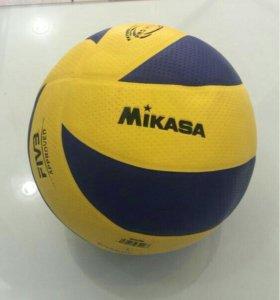 Волейбольный мяч Mikasa mva 200 копия