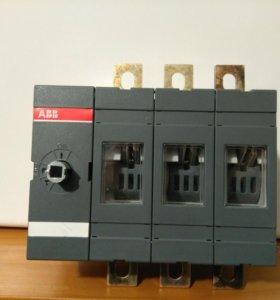Выключатель нагрузки ABB OT250E03