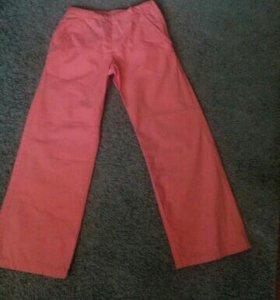 Летние брюки на девочку