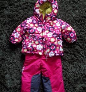 Зимний костюм на мембране