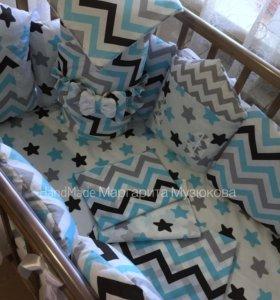 Детский текстиль на заказ