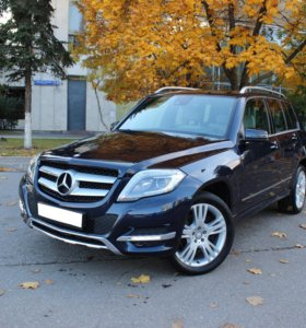 Mercedes-Benz GLK-Класс, 2013