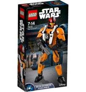 Продам lego Star Wars 75109, 75115 новые