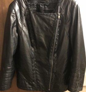 Куртка кожа 100% размер 42-44