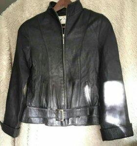Куртку из натуральной кожи