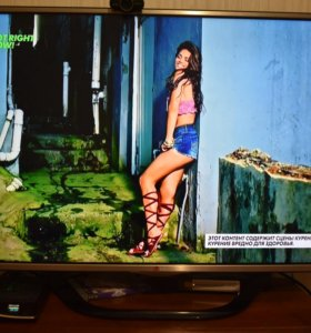 LED- 3D Телевизор LG 42LA615V DVB-S2 DVB-T2