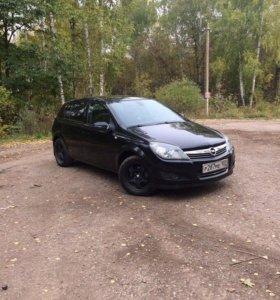 Opel Astra Н, 1.4 МТ(90 л.с.) 2010 г.