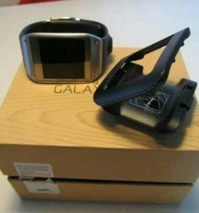 Умные часы Samsung Galaxy Gear SM-V700 с камерой