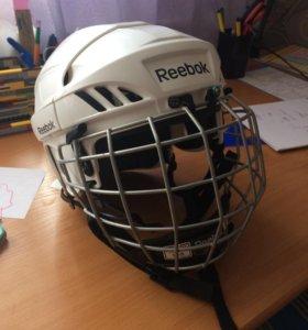 Шлем хоккейный до 10 лет